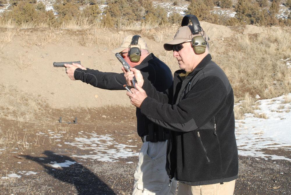 Oregon Precision Firearms Training